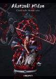 【In Stock】Clouds Studio Akatsuki Resonance Series No.6 Hidan Resin Statue