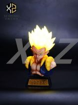 【Pre order】XZ Studio Dragon Ball Gotenks Bust Resin Statue Deposit