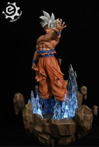 【Pre order】Rainbow Eye Studio Dragon Ball Migatte no Gokui Goku Resin Statue Deposit