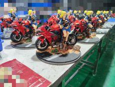 【In Stock】HobbyHouse Studio Dragon Ball Z Android 18 KAWASAKI 1:6 Scale Resin Statue