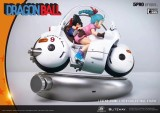 【Pre order】Blitzway LEGEND ANIME Dragon Ball Z Bulma 9th Motor  Resin Statue Deposit(Copyright)