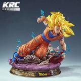 【In Stock】KRC Studio Dragon Ball Z Goku Super Saiyan  Resin Statue