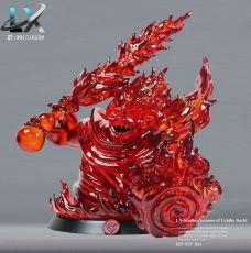 【Pre order】LX-Studio Naruto Susanoo Tempestuous God of Valour Uchiha Itachi Resin Statue Deposit