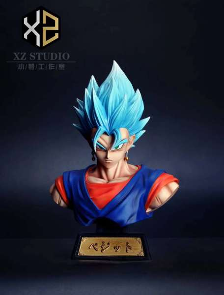 【In Stock】XZ Studio Dragon Ball Vegetto Bust Resin Statue