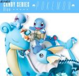 【Pre Order】ZN Studio Pokemon Candy Series Blue  Resin Statue Deposit