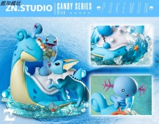 【Pre Order】ZN Studio Pokemon Candy Series Blue  Resin Statue Deposit