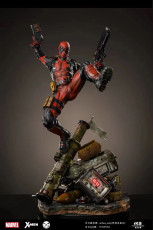【Pre Order】Iron Kite Studio Marvel Deadpool 1/4 Scale Resin Statue Deposit(Copyright)