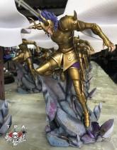 【In Stock】TPA Studio Saint Seiya THE LOST CANVAS Capricorn El Cid 1/6 Scale Resin Statue