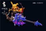 【Pre order】Joker Studio &Peter.P Studio Warcraft WOW No.003 Pikachu Cosplay Garrosh Hellscream Resin Statue Deposit