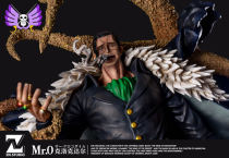 【In Stock】ZN Studio One-Piece Sir Crocodile 1:7 Resin Statue