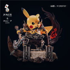 【Pre order】Joker Studio &Peter.P Studio Warcraft WOW No.003 Pikachu Cosplay Garrosh Hellscream Resin Statue Deposit