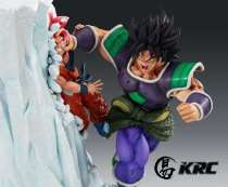 【In Stock】KRC Studio Dragon Ball Super Broly VS Goku Super Saiyan Resin Statue