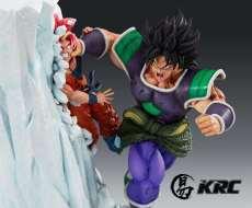 【In Stock】KRC Studio Dragon Ball Super Broly VS Goku Super Saiyan Resin Statue