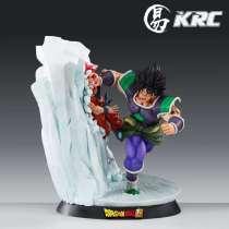 【Pre order】KRC Studio Dragon Ball Super Broly VS Goku Super Saiyan Resin Statue Deposit