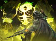 【Pre order】BIGFOOT  Warcraft WOW Hell Fire Resin Statue Deposit