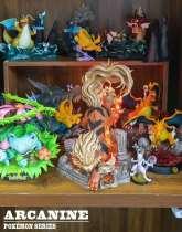 【Pre order】MonsterStudio  Pokemon Arcanine Resin Statue Deposit