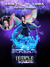 【Pre order】Temple Studio Demon Slayer: Kimetsu no Yaiba Kochou Shinobu Resin Statue Deposit