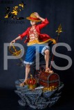 【Pre order】PT Studio One-Piece Monkey D Luffy with Treasure 1:6/1:4 Scale Resin Statue Deposit