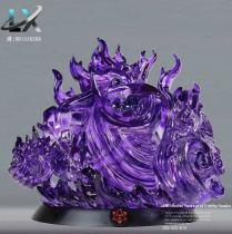 【Pre order】LX-Studio Naruto Susanoo Tempestuous God of Valour Uchiha Sasuke Tengu Resin Statue Deposit