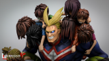 【Pre order】Legendary Studio My Hero Academia All Might's Saving 1/4 Resin Statue Deposit