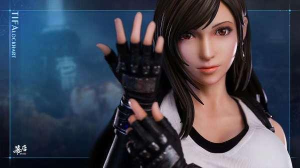 【Pre order】MH Studio Final Fantasy VII FF7 Fighting goddess TIFA Resin Statue Deposit
