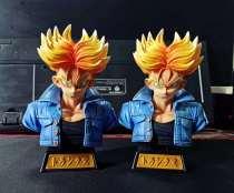 【In Stock】XZ Studio Dragon Ball Trunks Bust Resin Statue