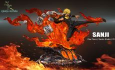 【Pre Order】Big Gecko Studio One Piece 01 Sanji Resin Statue Deposit