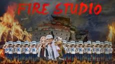 【Pre order】Fire studio One-Piece MARINE Naval Soldiers  Resin Statue Deposit