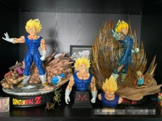【In Stock】KD Collectibles Dragon Ball Z Majin Vegeta 1/4 Scale Resin Statue
