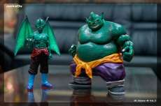 【In Stock】JacksDo Dragon Ball Z King Piccolo Vol.3 Drum & Tambourine Resin Statue