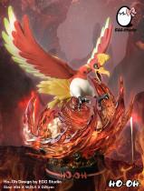 【Pre order】EGG Studio Pokemon Phoenix Resin Statue Deposit