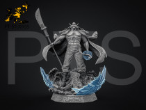 【Pre order】PT Studio One-Piece Edward Newgate White Beard Resin Statue Deposit
