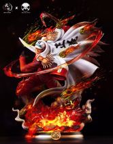 【Pre order】Burning Wind Studio One Piece Navy Sakazuki 1/6 Scale Resin Statue Deposit
