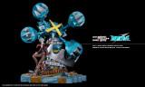 【Pre order】ER ZHOU MU Studio Pokemon Steven Stone top of the Pokémon League Resin Statue Deposit