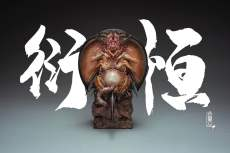 【Pre order】CangMing Studios  Eastern Monsters Series No.2 Horseshoe Crab Resin Statue Deposit