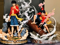 【In Stock】PT Studio One-Piece Monkey D Luffy 1:6/1:4 Scale Resin Statue
