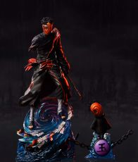 【In Stock】CW Studios Naruto Uchiha Obito Battle damage 1:7 Resin Statue