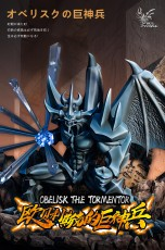 【In Stock】 Fire Phenix Studio Duel Monsters Yu-Gi-Oh 遊☆戯☆王 Series Obelisk the Tormentor Resin Statue