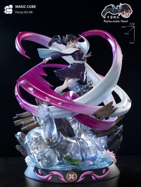 【Pre order】Magic Cube Studio Demon Slayer: Tsuyuri Kanawo Resin Statue Deposit