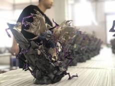 【In Stock】DP9 Studio Naruto Battle of the Final Valley Sigil Sasuke 1:6 Scale Resin Statue