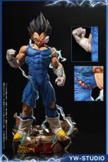 【Pre order】YW Studio Dragon Ball Z super Vegeta Resin Statue Deposit