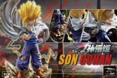 【Pre order】T-Rex Studio Dragon Ball Z super Gohan SSJ2 Resin Statue Deposit