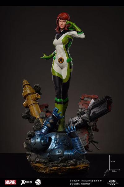 【Pre Order】Iron Kite Studio Marvel Phoenix Jean Grey 1/4 Scale Resin Statue Deposit(Copyright)