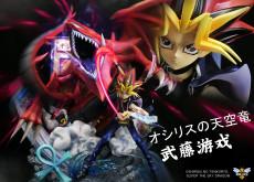 【Pre order】 Wasp Studio Duel Monsters Yu-Gi-Oh 遊☆戯☆王 Series Slifer the Sky Dragon Resin Statue Deposit