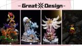 【In Stock】Great Design Studio Digital Monster Angewomon Yagami Hikari Resin Statue