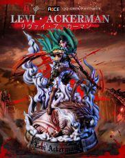 【Pre order】LC Studios Attack on Titan Levi·Ackerman Resin Statue Deposit