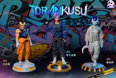 【Pre order】DP9 Studio Dragon Ball Fashion Future Trunks Resin Statue Deposit