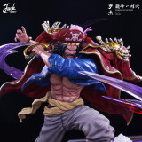 【In Stock】JacksDo One Piece The Young Roger  Resin Statue