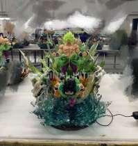 【In Stock】OI Studio Dragon Ball Super Broly 1:6 Scale Resin Statue