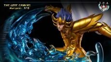 【Pre Order】TPA Studio Saint Seiya Lost Canvas Cancri Manigoldo Resonance Series 1:6 Scale Resin Statue Deposit